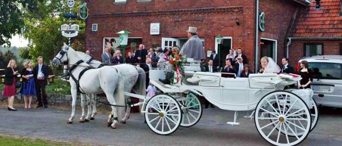 Hochzeit feiern im Landhaus Osterholte